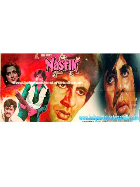 Nastik hand painted posters