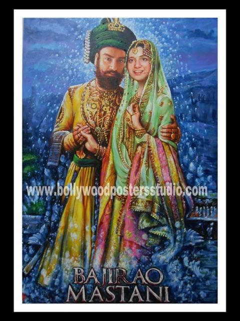 Custom Bollywood posters queries
