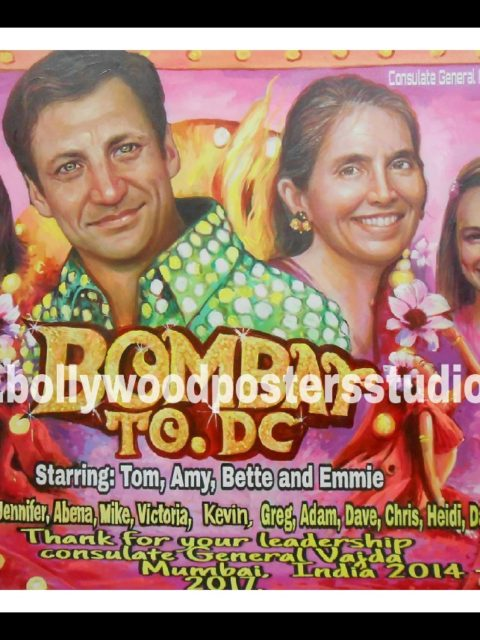 Bollywood themed party decorations