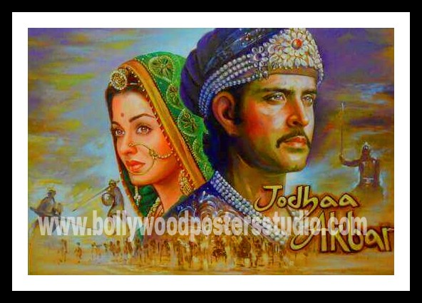 Hand painted billboard painter artists Mumbai maker of Bollywood movie posters