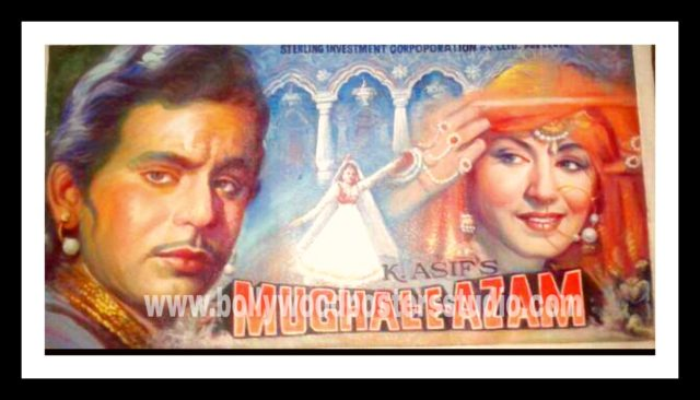 Film poster artists Mumbai India