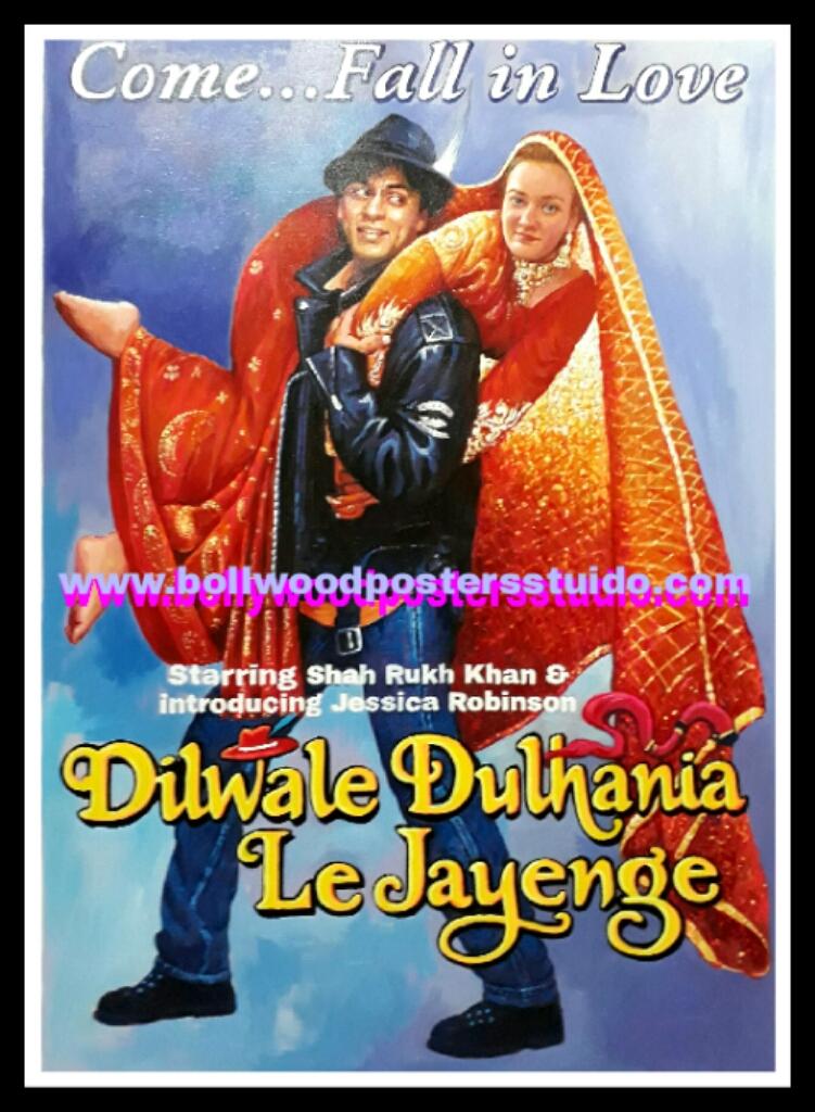 Bollywood poster making