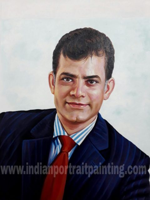 portrait painting gifts india online